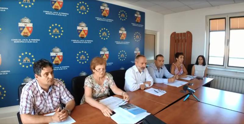 Educație – Primăria Alba Iulia a prezentat stadiul proiectelor de modernizare a instituțiilor de învățământ din municipiu