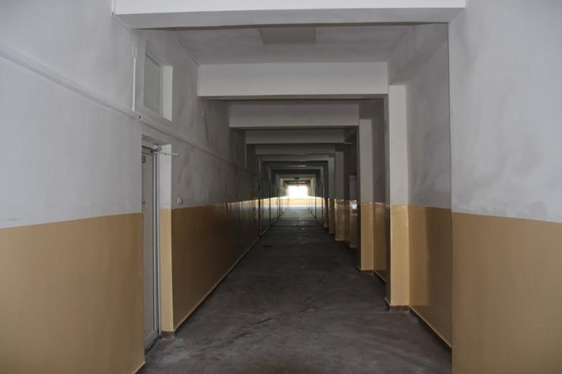 Lucrări de renovare aproape finalizate la Colegiul Militar