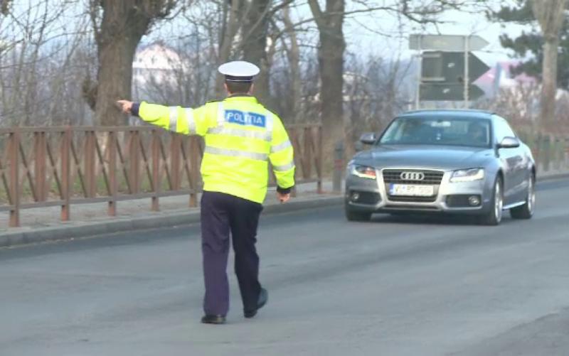 Minoră lovită pe trecerea de pietoni de către un șofer băut