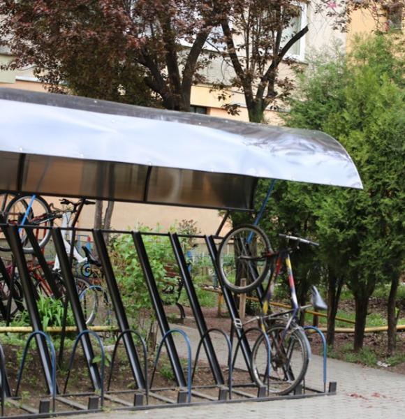 Sebes: Suporți de biciclete