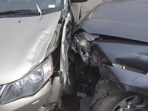 Alba Iulia – Accident rutier soldat cu o victimă pe strada A.I. Cuza