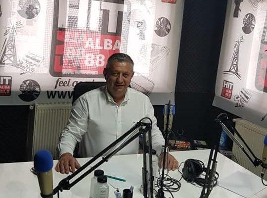 Ioan Dîrzu, președinte PSD Alba: ''Unele firme care se ocupă de construcția de autostrăzi nu sunt foarte serioase!''