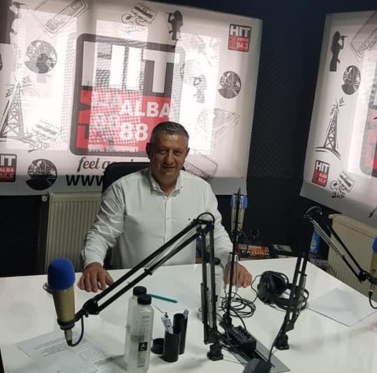 """Ioan Dîrzu, președinte PSD Alba: """"Unele firme care se ocupă de construcția de autostrăzi nu sunt foarte serioase!"""""""