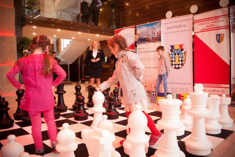 Openul Internaţional al României la şah va fi organizat şi în acest an la Alba Iulia