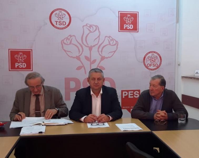 """Ioan Dîrzu: """"Moțiunea nu va trece! Nu vor fi concedieri, pensii și salarii tăiate, așa cum vrea Opoziția"""""""