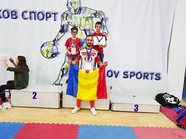 Bucurie mare pentru Alba si Sebes la Taekwondo WT