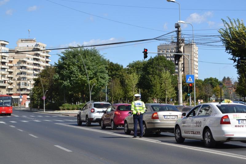 Acțiune pentru creșterea siguranței rutiere
