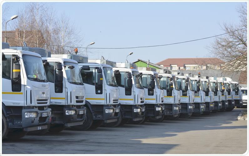 Asocierea companiilor RER Vest şi Retim este noul operator de salubritate din Alba Iulia  şi va colecta deşeurile cetăţenilor la standarde europene