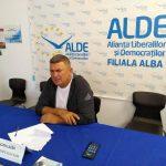 Politică - Mesajul președintelui ALDE Alba, Ioan Lazăr pentru foștii colegi, plecați din partid