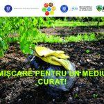 """Romsilva și Asociația Let's Do It, Romania! invită la  """"MIȘCARE PENTRU UN MEDIU CURAT"""""""