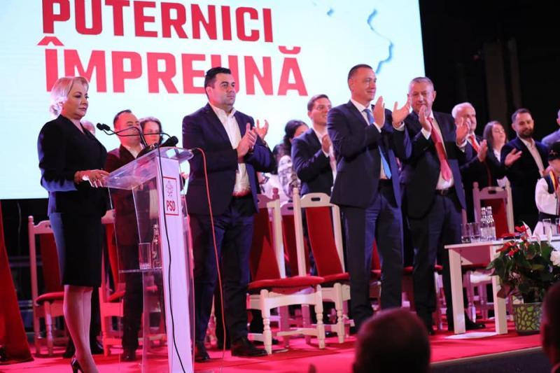 Viorica Dăncilă, un președinte muncitor și implicat, alături de fiecare român