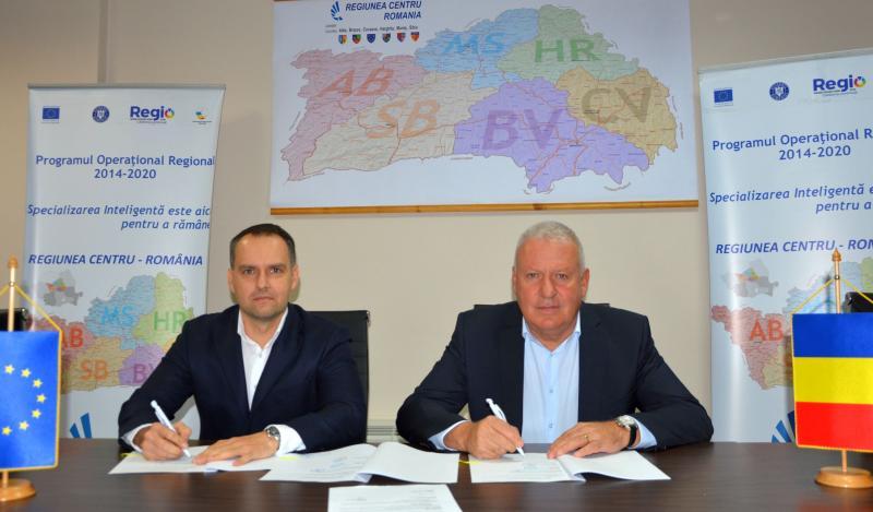 """Proiect în valoare de 6,25 milioane de lei pentru reabilitarea Școlii Gimnaziale """"Simion Bărnuțiu"""" din Blaj"""
