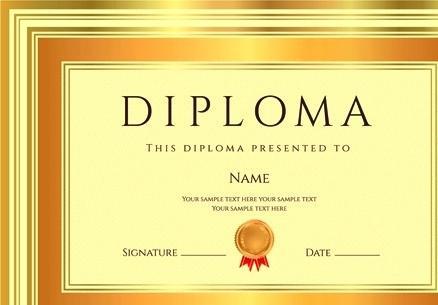 Reținut pentru că s-ar fi folosit de o diplomă falsă