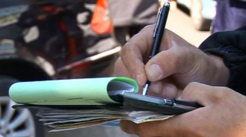 Amenzi de peste 3 milioane de lei acordate într-o singură zi de angajații Poliției Române