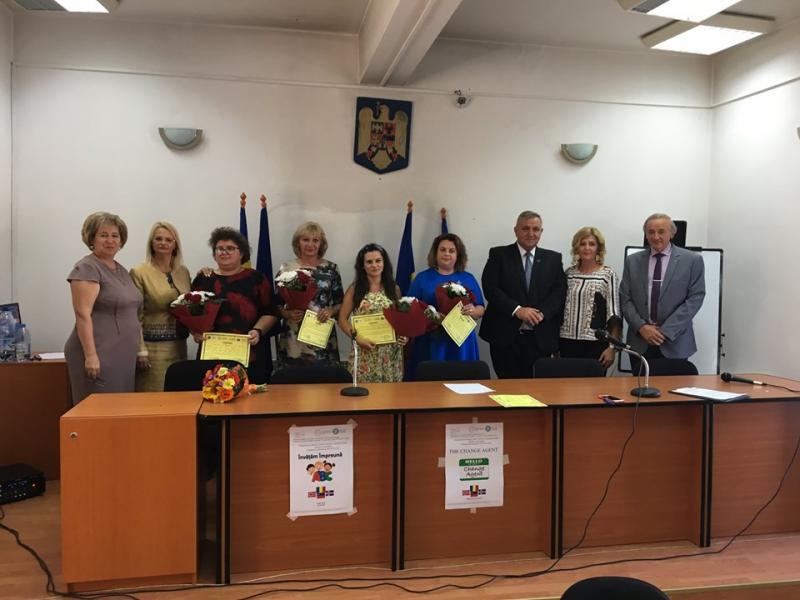 Premii pentru elevii de 10 din Județul Alba