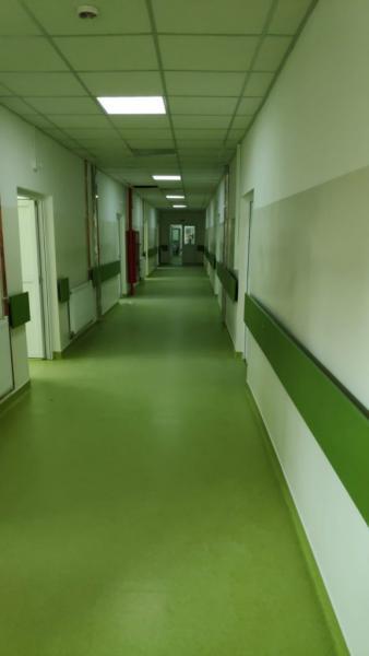 Au fost terminate amenajările și reparațiile la centrul multifunțional de sănătate Ocna Mureș