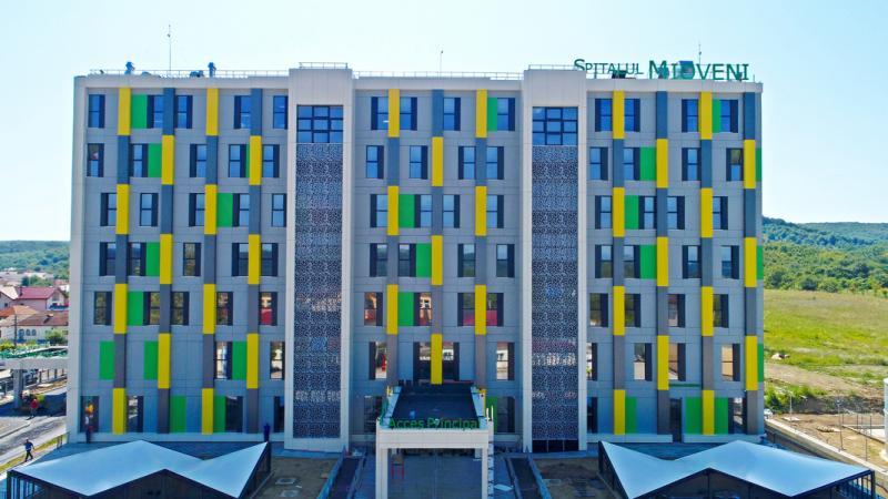 Dăncilă, replică-acidă după atacul lui Iohannis: 'Iată, se fac spitale în România'