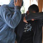 Doi bărbați bănuiți de tentativă de înșelăciune au fost prinși
