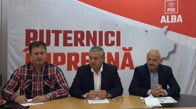 """PSD Alba: """"Zeci de primari și aleși locali ai PNL, excursie în grup și nimic mai mult, în ciuda problemelor din județ"""""""