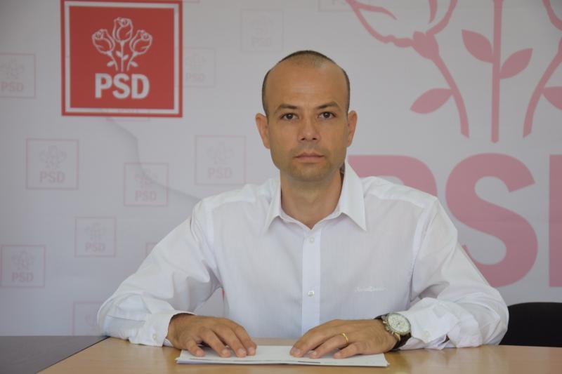 """Radu Călin, consilier județean PSD Alba: """"Proiecte lipsite de logică, votate de PNL în Consiliul Județean Alba"""""""