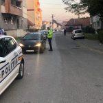 Acţiune cu efective mărite a Poliției municipiului Alba Iulia