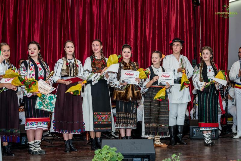 """Festivalul Național de Folclor """"Mureș, pe marginea ta"""" și-a desemnat câștigătorii"""