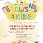 """Biblioteca Județeană """"Lucian Blaga"""" Alba organizează o nouă ediție a proiectului ''English 4 Kids''"""