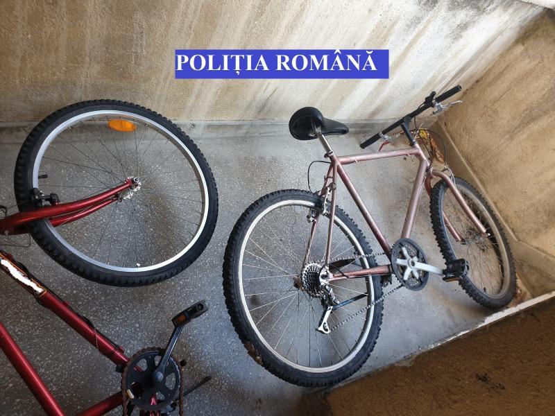 Cugir – Patru tineri bănuiți de mai multe furturi au fost identificați de polițiști (foto)