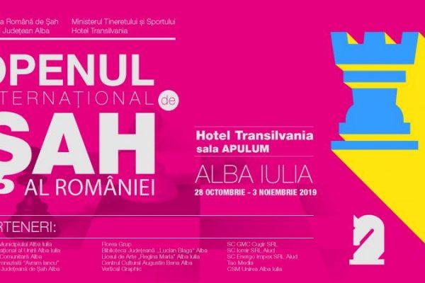 Peste 200 de participanţi din 12 ţări vor participa la ediția a V-a a Openului Internaţional de șah al României de la Alba Iulia