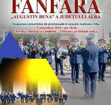 Fanfara ,,Augustin Bena