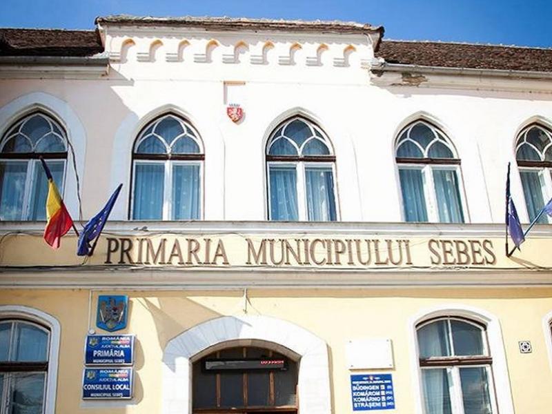 Consiliul Local al Municipiului Sebeş se reunește în şedinţă publică extraordinară