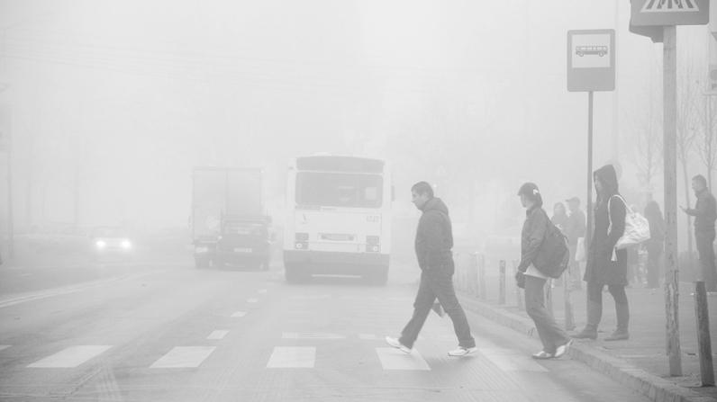 Atenție! O nouă avertizare Cod Galben de ceață pentru mai multe localități din județul Alba