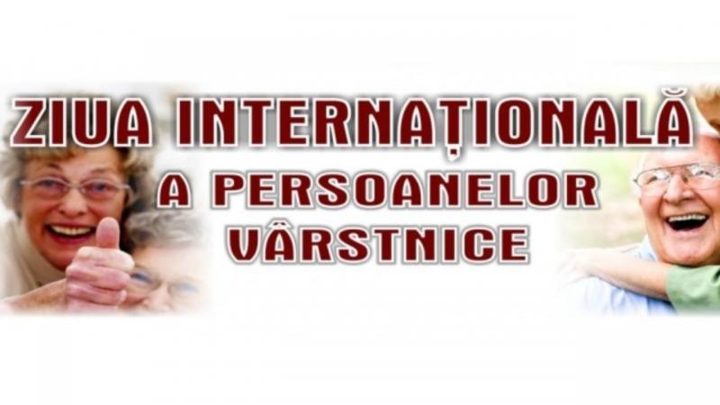 Ziua Internaţională a Persoanelor Vârstnice, sărbătorită și la Șibot