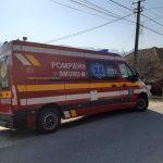 Accident de muncă! O persoană a murit după ce a fost prinsă sub un utilaj în localitatea Tăuți!