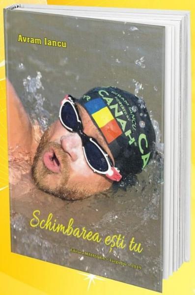 """Cartea """"Schimbarea ești tu"""" scrisă de bibliotecarul hunedorean Avram Iancu va fi lansată la Alba Iulia"""