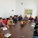 Parteneriat educațional semnat între Inspectoratul Școlar Județean Alba și Universitatea din Beijing
