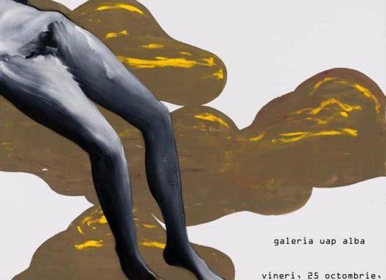 "Vernisajul expoziției ,,Contaminare"", la Galeriile UAP din Alba Iulia"