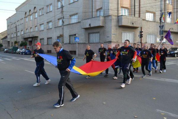 Ştafeta Veteranilor Invictus ajunge la Alba Iulia