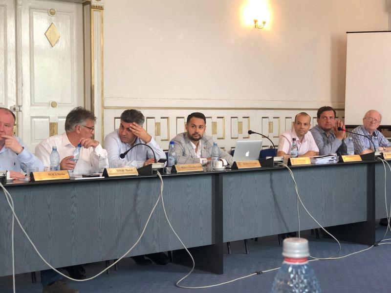 Interpelare a grupului de consilieri județeni ai PSD Alba, adresată președintelui CJ Alba, Ion Dumitrel