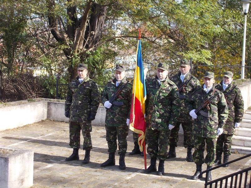 Ziua Armatei Române, sărbătorită și la Centrul 346 Comunicații și Tehnologia Informației din Sebeș