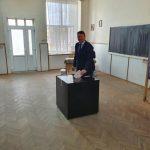 Dorin Nistor, primarul Municipiului Sebeș: ''Eu am votat cu gândul la România normală.''
