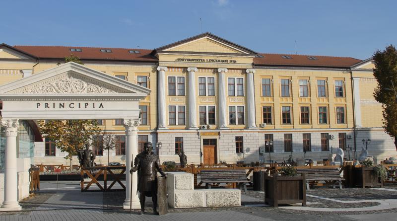 """Universitatea """"1 Decembrie 1918"""" din Alba Iulia a deschis competiția pentru granturile Erasmus Plus și Erasmus Plus ICM"""