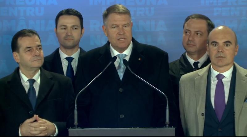 Actualitate politică – Klaus Iohannis a câștigat un nou mandat de președinte al României
