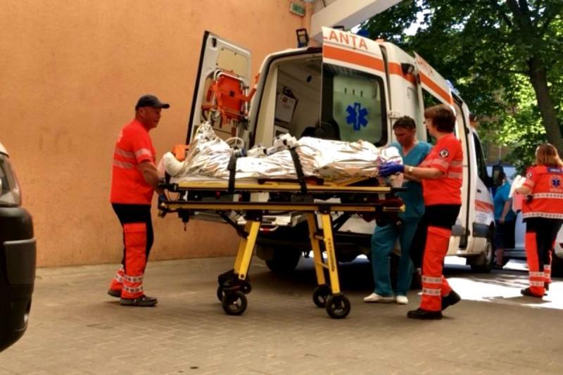 Tragic! O femeie din satul Feisa, comuna Jidvei a murit carbonizată