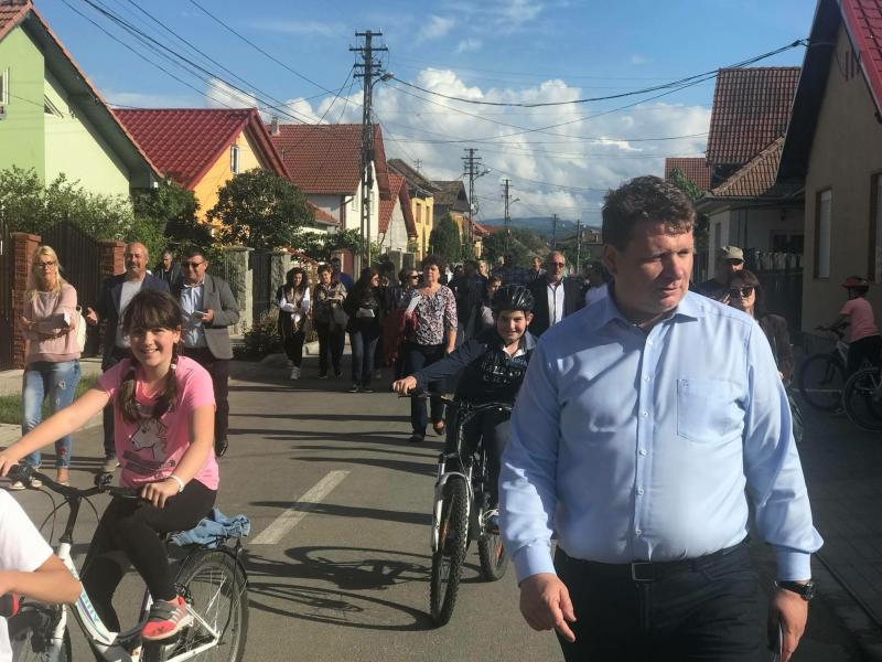 """Dorin Nistor, primarul Municipiului Sebeș:""""Am tolba plină de jalbe fără răspuns! Solicit o legislație fermă de mediu și o atitudine instituțională în  România!"""""""