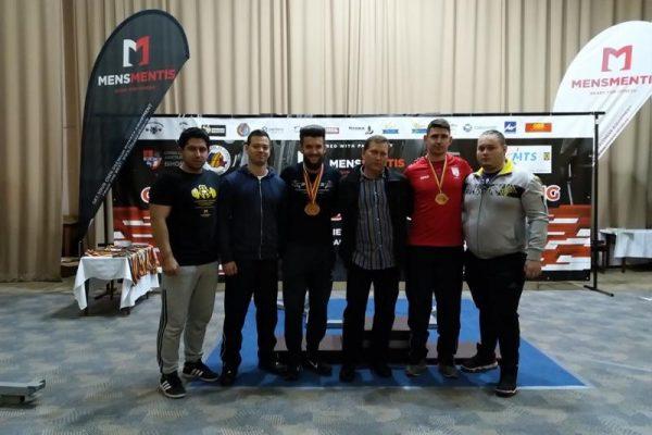 Sportivii CS Unirea Alba Iulia, pe primele locuri la Campionatul Național de Powerlifting