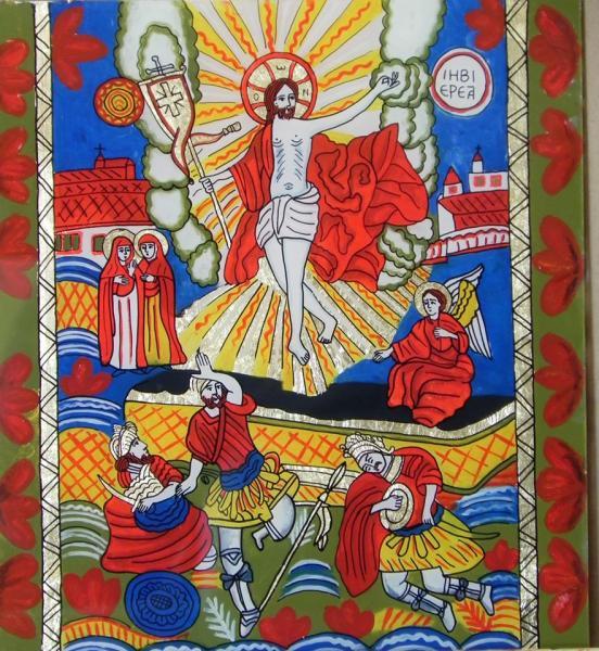 Expoziție de icoane semnată Cristina Pui, din 19 noiembrie, la Museikon