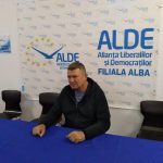 "Invitatul emisiunii ""La ordinea zilei"" de la radio HIT FM Alba, 88,6 FM, Ioan Lazăr, președinte ALDE Alba"