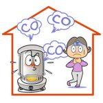 ISU Alba atenționează populația în legătură cu pericolul intoxicării cu monoxid de carbon