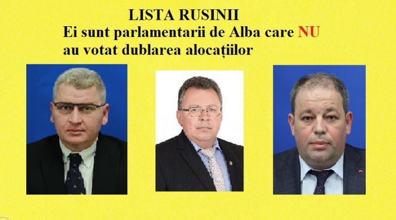 """PSD Alba:""""Partidul Social Democrat a reușit dublarea alocațiilor pentru copii"""""""